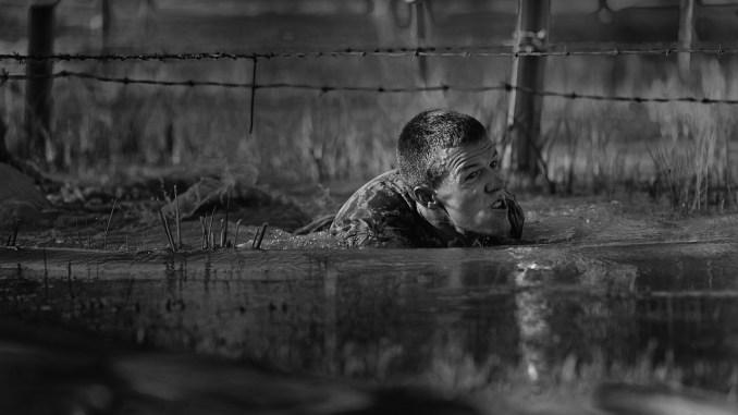 Leopard crawl