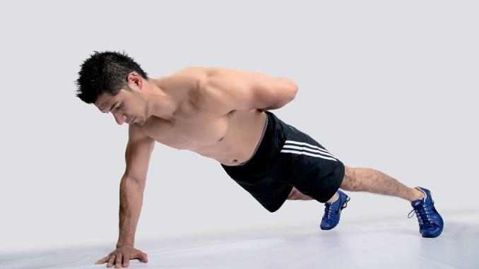 How does Calisthenics help you with Modern Ninja Training?