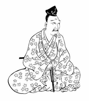 Founder of Tenshinshoden Katori Shinto Ryu
