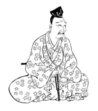 Founder of Tenshinshoden Katori Shinto Ryu