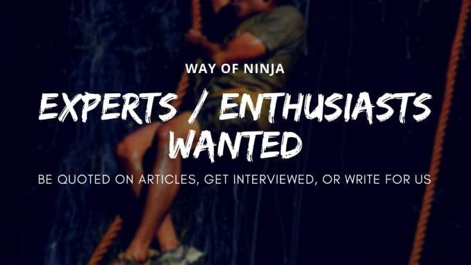 Experts & Enthusiasts Wanted