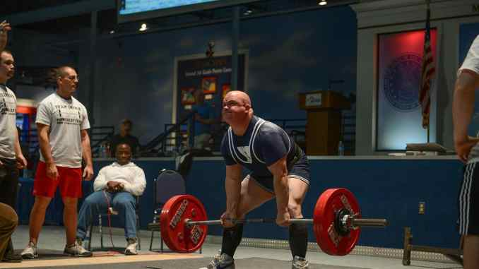 Deadlift - Powerlifting