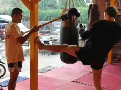 Santai Muay Thai gym