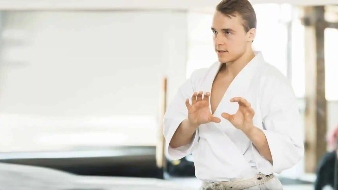Karate Training in Okinawa, Japan – Jesse Enkamp [Interview]