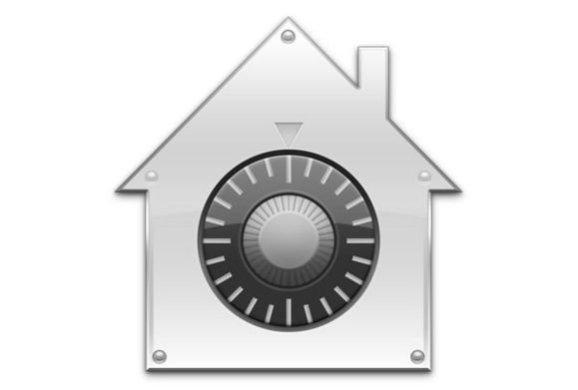 FileVault logo