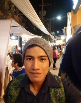 Logen Lanka at Chiang Mai NAP 2017, December 2017