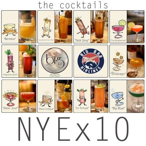 Big Bar NYE 2014