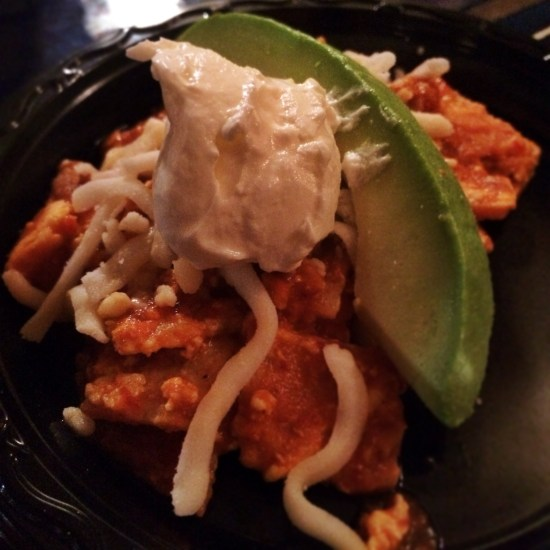 Chilaquiles Yucas Hollywood