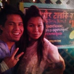At Big Bar's Bollywood Prom