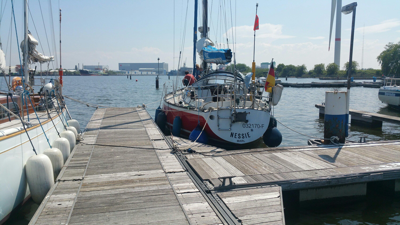 Alt img Super Wetter in Bremerhaven
