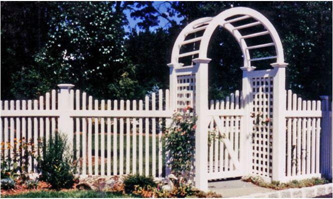 Arbors Amp Pergolas Wayside Fence Co
