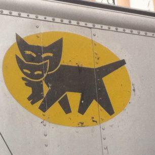 Logo d'un camion de déménagement ! Bolivie