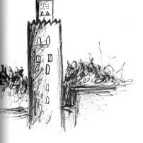 Une mosquée à Marrakech