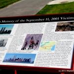 9-11 monument text