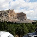 A little closer to Crazy Horse