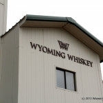 Wyoming Whiskey's still house