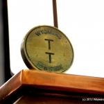 The TT brand of Wyoming Whiskey
