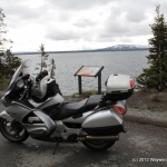 West Thumb of Yellowstone Lake