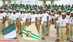 FG Approves 33,000 As Corps Members Allowance