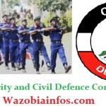 NSCDC Recruitment 2020 – How to Update Your NSCDC Profile