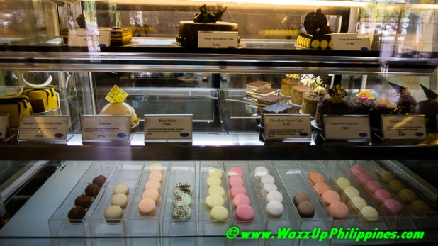 Cafe 1771 - Selection of Cakes and Desserts