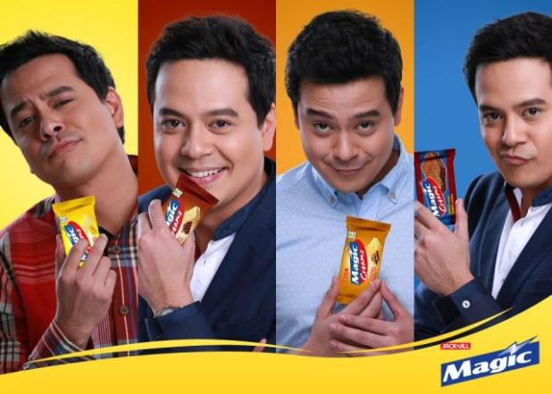 john lloyd magic moments