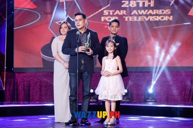 Be Careful with my heart - Best Daytime Drama Series - 28th PMPC Star Awards for Television 2014-1020