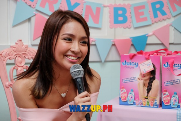 Kathryn Bernardo Juicy Cologne Blogcon Photos-3926