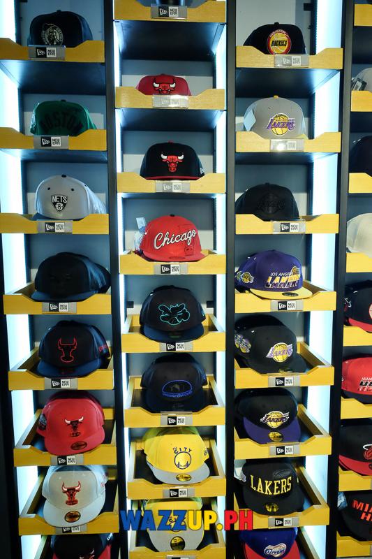 NBA Store Opens The Largest Store Outside U.S. in Glorietta 3 Makati ... d8e8ebdb485