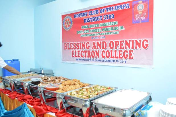 blessing opening electron sm novaliches