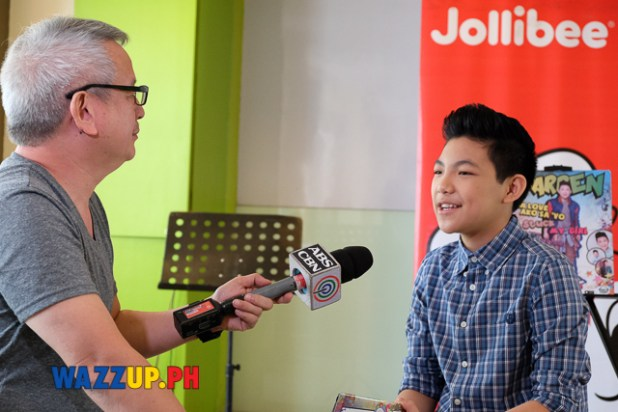 Darren Espanto Debu Album Launch-2532