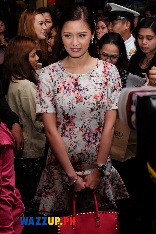 Kim Chiu Xian Lim Star Magic Artists at the Paddington movie celebrity night-1094