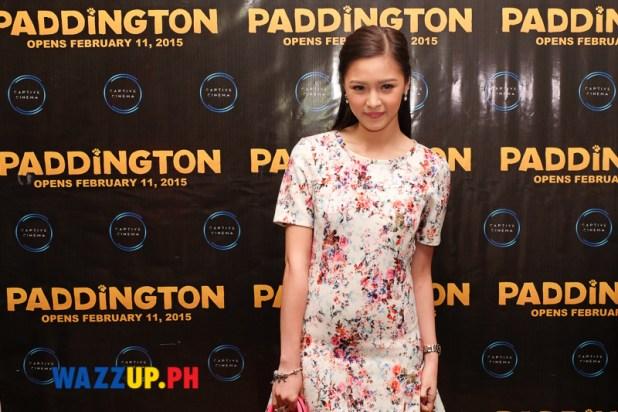 Kim Chiu Xian Lim Star Magic Artists at the Paddington movie celebrity night-1096