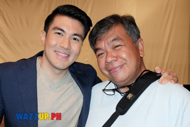 Luis Manzano proposing to Angel Locsin Deal or No Deal-0921
