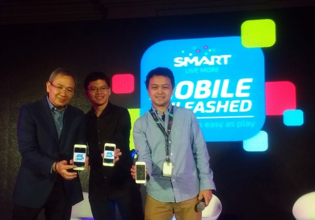 Smart Pay with Mobile