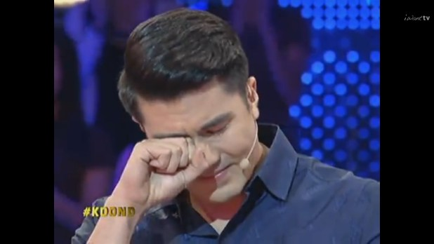 Luis Manzano cried crying KDOND Anne Curtis pisonaryo 1