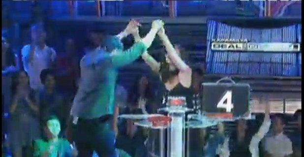 Luis Manzano cried crying KDOND Anne Curtis pisonaryo 10 anne dancing