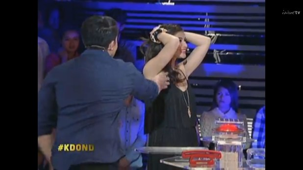 Luis Manzano cried crying KDOND Anne Curtis pisonaryo 5 kili kili