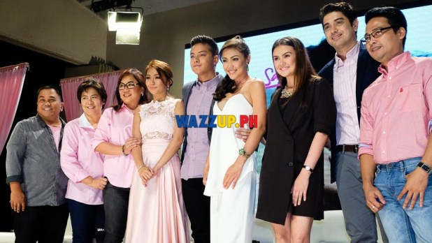 PSY Pangako Sa Iyo The Grand Presscon Video Coverage-4429