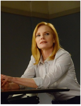 Marg Helgenberger as Christine Price in UNDER THE DOME Season 3