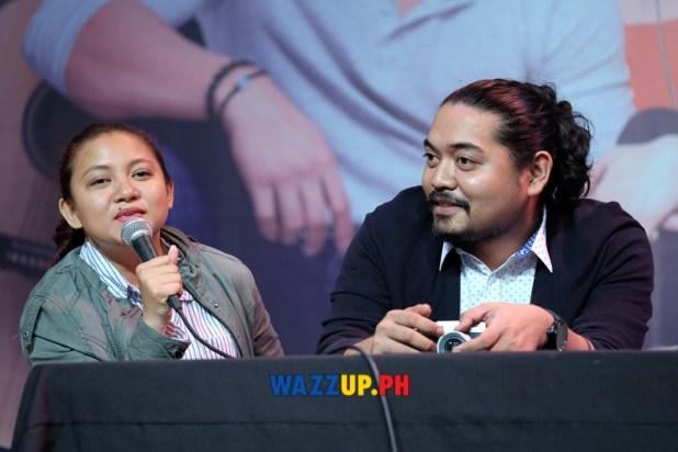 Writer Antoinette Jadaone and Director Dan Villegas