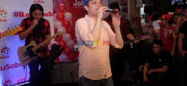 Jollibee New commercial i love you sabado with Bamboo-DSCF3515