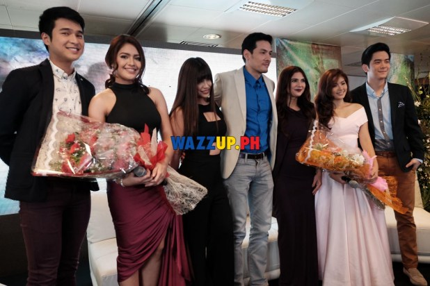 Nasaan Ka Nang Kailangan Kita Thanksgiving Presscon with Vina Christian Denise Jane Jerome Loisa Joshua-DSCF6091