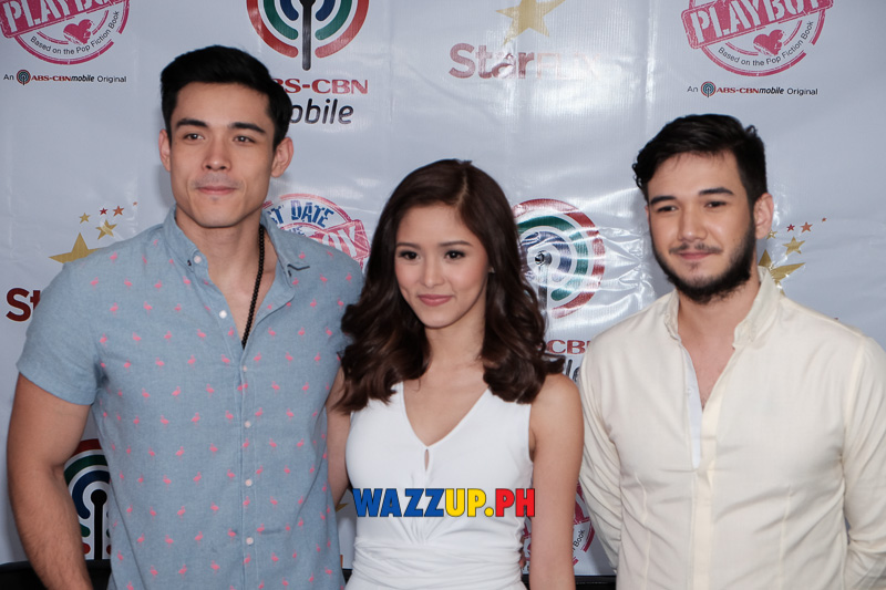 Must Date the playboy with Kim Chiu Xian Lim Matt Evans Jessie Mendiola-4080