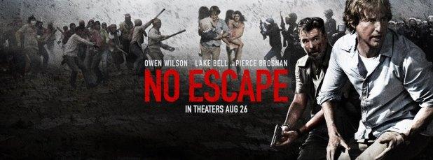 No Escape Movie with Pierce Brosnan Owen Wilson Lake Bell