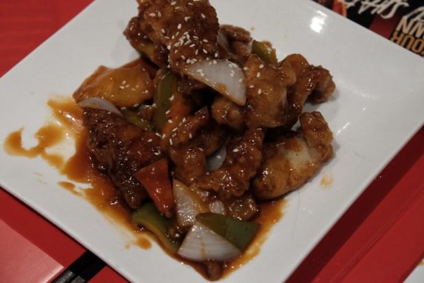 Choi Garden-Sweet & Sour Pork