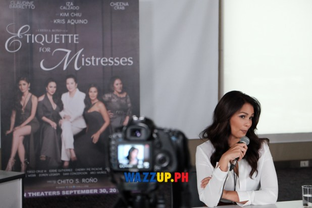 Iza Calzado Etiquette for Mistresses Blogcon-8311