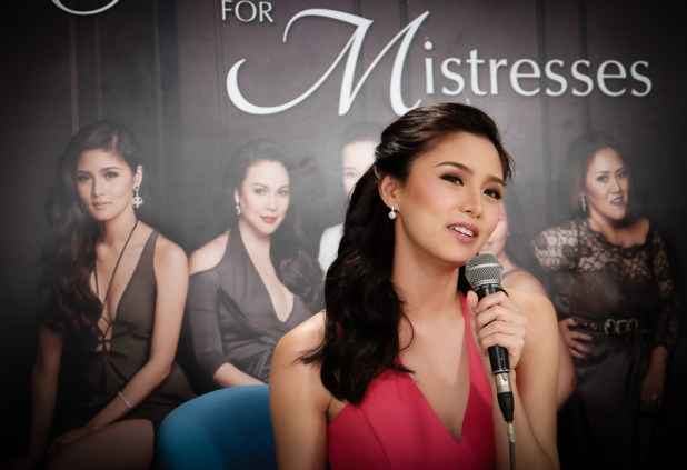 Kim Chiu Blogcon for the movie Etiquette for Mistresses Blogcon-8775