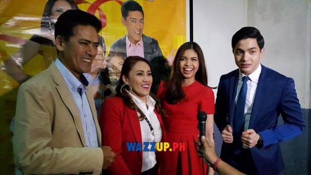 MyBebeLovePremiereNight with Alden Richards Maine Mendoza Vic sotto Ai-Ai delas Alas-20151221_223125