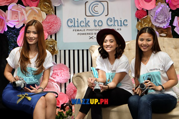 Miles Ocampo Camie Juan Janeena Chan Fujifilm Click to Chic Womens Month-1